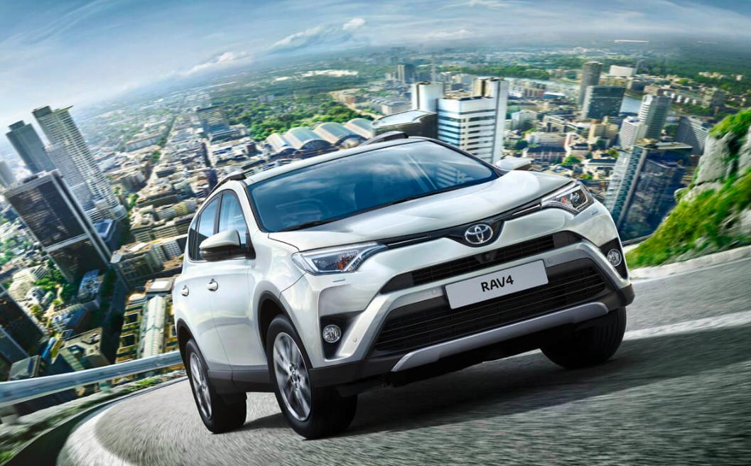 Dünyanın En Çok Satılan SUV'u Toyota RAV4