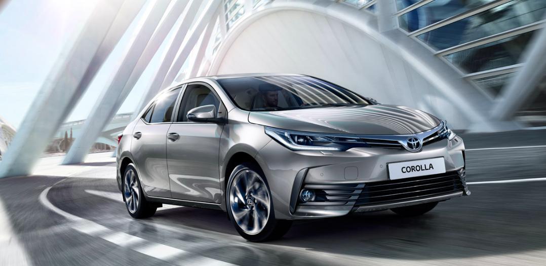 Dünyanın Otomobil Tercihi Yine Toyota Corolla Oldu